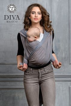 Diva Basico Woven Wrap Cacao is an economy-priced line of baby carriers designed in Italy. Free shipping to Canada and worldwide.