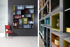 Multibox – Modular shelves concept by Silvano Pierdonà | Yookô