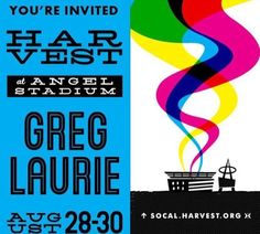 Here's YOUR Invite; Now Go! #HarvestSoCal