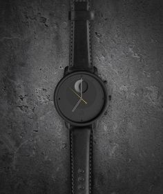 APOLLO Moonwatch by Juan C Restrepo  #design #montre #watch