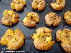 Hoy Cocinas Tú: Patatas al horno tiernas y crujientes https://es.pinterest.com/jferna35/verduras/
