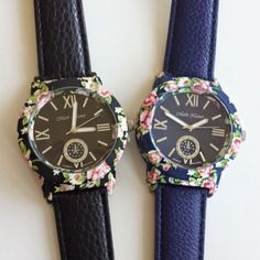 Winter floral watch II