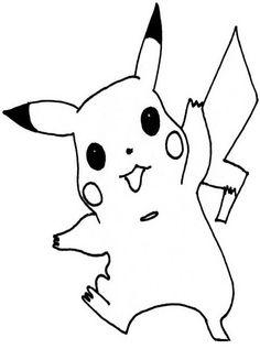 Desenhos para pintar Pokemon 73