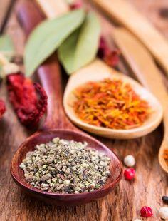 Homemade spice blends #inspiredlivingomaha