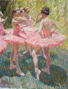 ballerinas- would LOVE this for Raquel's room one day! She's already in love with tutus and being like Angelina ballerina!!