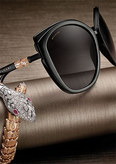 9599815dc401 The Bulgari eyewear collection reflects women s innate beauty