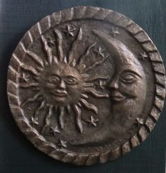 1000 Images About Sun Faces On Pinterest Sun Wall