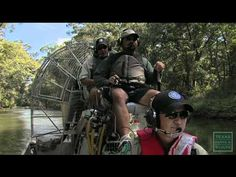 Paddling Texas Trails - Texas Parks and Wildlife [Official] video