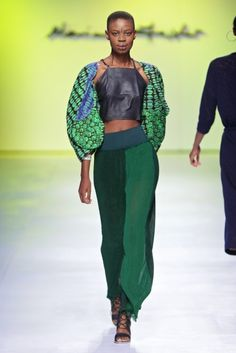 GLOBAL * FASHIONS, Marianne Fassler - Mercedes Benz Fashion Week Cape...