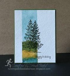 RunningwScissorsStamper: The Stamp Review Crew: Lovely as a Tree