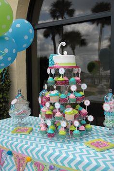 "Photo 1 of 41: American Girl / Birthday ""An American Girl Birthday Bash"" | Catch My Party"