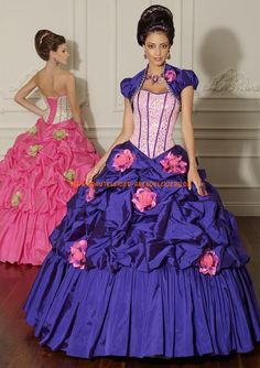 2013 Zauberhafte Abendkleider mit Blumen online