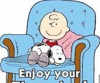 Enjoy Your Thursday