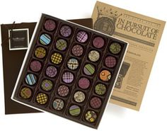 Join The Gourmet Chocolate of the Month Club