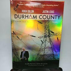 Durham country Season 1, 3 Discs DVD Box Set,TV Series Season - In Original Box Heroes Tv Series, Comedy Tv Series, South Park Season 3, Hero Tv, Durham County, Home Free, Season 1, The Originals, Country