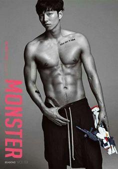 Gong Yoo - I don't usually pin shirtless but I will make an exception for you Gong Yoo! Coffee Prince, Jung So Min, Korean Star, Korean Men, Asian Actors, Korean Actors, Korean Dramas, Asian Celebrities, Gong Yoo Shirtless