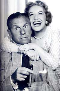 George Burns and Gracie Allen Show  this show  still  keeps me in stitches on Antenna cable TV channel