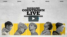BIGBANG COUNTDOWN LIVE : with Naver V MADE SERIES [E]