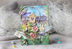Scrap-Imaginarium: Весна! Три месяца счастья!