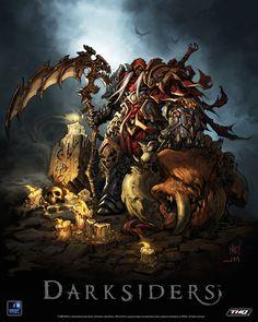 Darksiders - Concept Art (Joe Madureira) - Darksiders