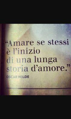 Quanto mi piace oscar Wilde;)