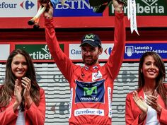 Team Sky | Vuelta a Espana | Gallery | Vuelta a Espana stage eight gallery - Valverde survived the splits to retain the leader's red jersey