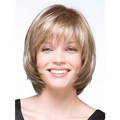 Short Fluffy Straight Blond Flat Air Bangs Bob Hair Wig W... http://www.amazon.com/dp/B00YZUG00U/ref=cm_sw_r_pi_dp_Lc4pxb1M3NX1Z
