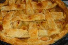 Recette : Tarte aux pommes et sucre à la crème.