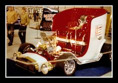 """""""Barber Car"""" Show Car, 1975 by Cosmo Lutz, via Flickr"""