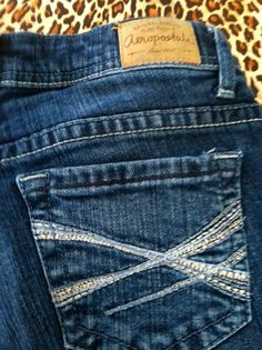 Aeropostale Bayla Skinny Jeans Size 00 Reg