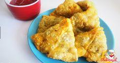 Resep Corn & Mushroom Samosa, Resep Masakan Sehari-Hari Dirumah, Club Masak