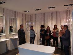inauguración nueva colección Autoritratti TEUCO - Tono Bagno - Barcelona