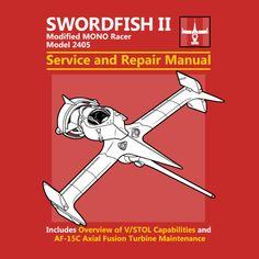 SWORDFISH SERVICE AND REPAIR MANUAL