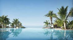 25 piscinas de hoteles espectaculares