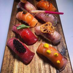 Sushi Time! #gastronomia #food #sushi