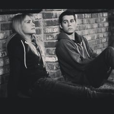 Dylan O'Brien + Britt Robertson in 'The First Time' <3