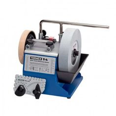 Water Cooled Tool Sharpening System Tormek with an Stone. A Tormek Sharpening System That's also a Great Value. by Tormek - Works just as you would ex Best Scissors, How To Sharpen Scissors, Sharpening Tools, Sharpening Stone, Scissor Sharpening, Hand Tool Kit, Hand Tools, Turning Tools, Wood Turning