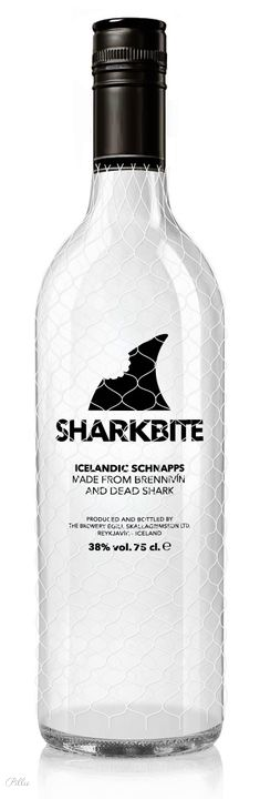 Sharkbite /Design Jesper Winther #packaging #design