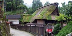 Oshi colony - Mt. Mitake, Ōme, Tokyo 古色蒼然の馬場家御師住宅