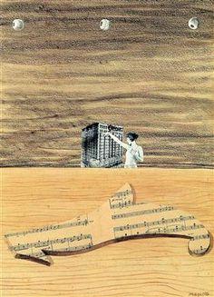 Untitled - Rene Magritte, 1926