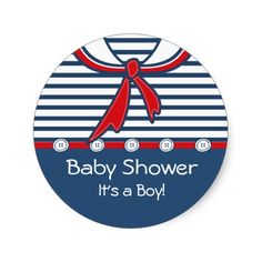 Baby Sailor Suit B Round Sticker! Make your own sticker more personal to celebrate the arrival of a new baby. Just add your photos and words to this great design. Make Your Own Stickers, Thank You Stickers, Personalized Stickers, Custom Stickers, Baby Suit, Round Stickers, Chicago Cubs Logo, Sailor, New Baby Products