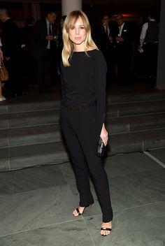 The WSJ Innovator of the Year Awards held in New York Street Chic, Street Style, Street Fashion, Sarah Harris, Estilo Blogger, Elin Kling, Sofia Coppola, Vogue, Trends