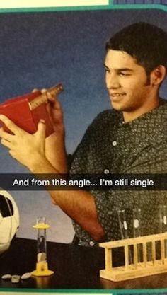 This Snapchat, which proves being single is truly a science.