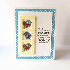 Blank Notecard, suitable as a Thinking of You Card, Thank You Card, Just Because Card, Friendship Card, Get Well Card, Encouragement Card by RowhouseGreetings
