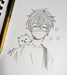 Discover recipes, home ideas, style inspiration and other ideas to try. Art Drawings Sketches Simple, Pencil Art Drawings, Cute Drawings, Anime Character Drawing, Character Sketches, Character Art, Character Design, Anime Girl Drawings, Manga Drawing