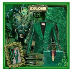 """""""Gucci - Monochrome"""" by gianna-pellegrini ❤ liked on Polyvore featuring Gucci"""