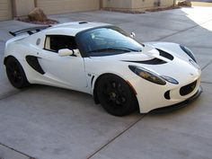 Lotus Elise, for when I'm bored with the s2k