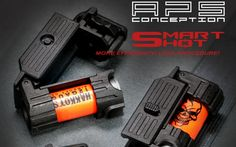 APS – and their new SMART SHOT MINI LAUNCHER.