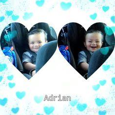 My lil babydoll, Adrian Michael
