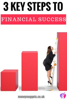 If you are looking to achieve your financial goals this year, following these 3 steps to financial success will help you achieve your goals - guaranteed!